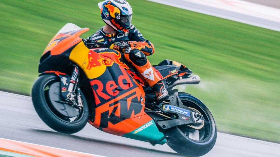 Hasil Race MotoGP Valencia 2018: KTM Borong Podium Moto3, Moto2 dan MotoGP