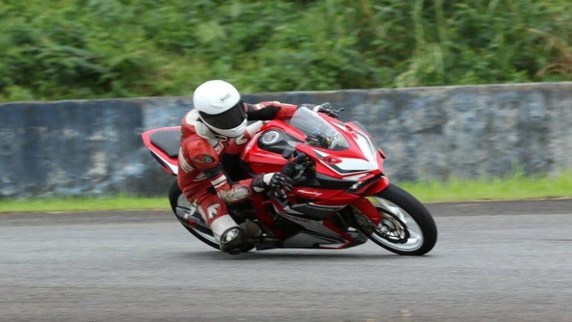 Top Speed Honda CBR250RR Ini Tembus 230 Kpj, Tapi Aman Buat Toring!