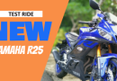 Review New Yamaha R25