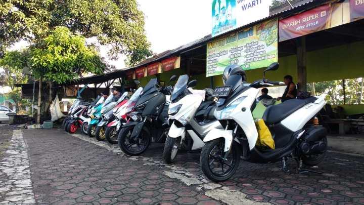 Review Yamaha Lexi 125 : Touring 1.200KM Depok – Jogja – Dieng Lexi di Paksa Imbangi NMAX dan XMAX…!