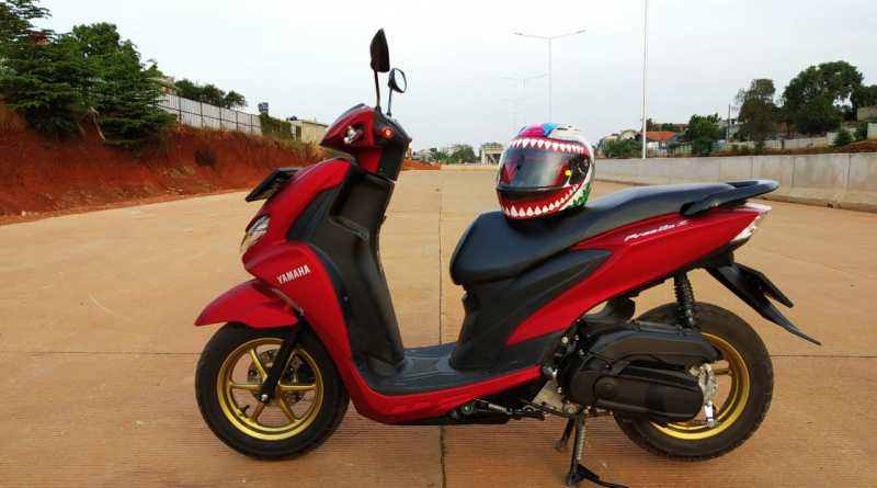 Review Yamaha FreeGo 125