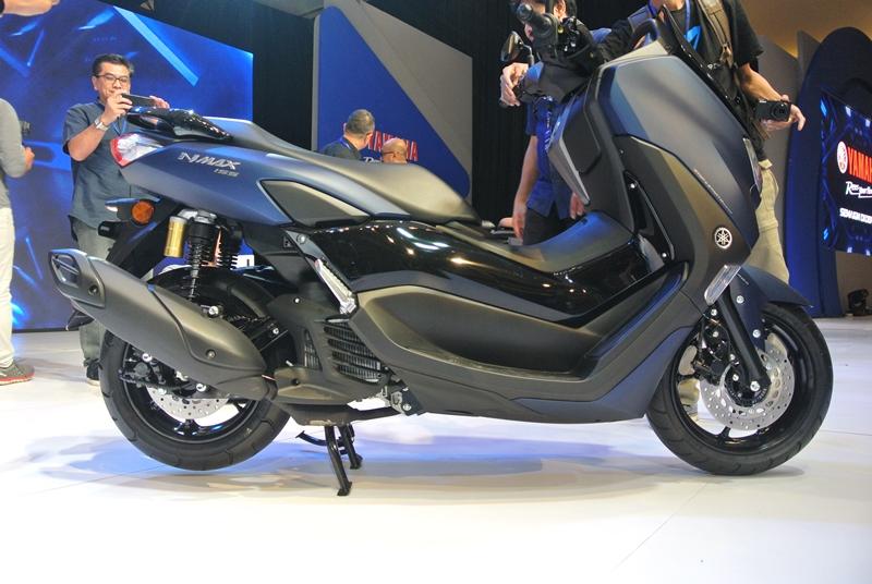 Biar Enggak Dibilang Mubazir, Kenali dulu Fungsi TCS Yamaha NMAX!
