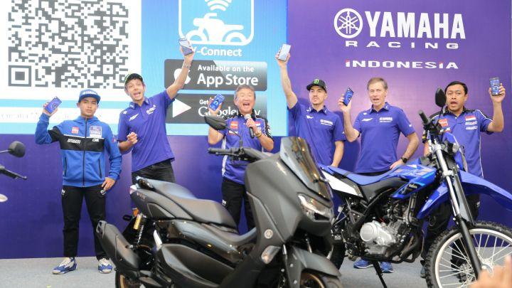 Setelah All New NMAX, Selanjutnya Motor Yamaha Apa Lagi yang Punya Fitur Y-Connect?