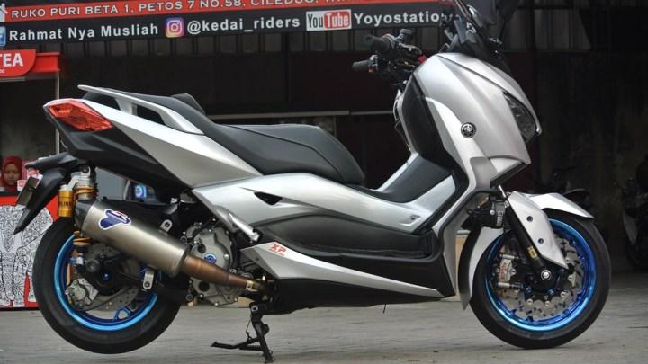 Ini Alasannya Mengapa Teknologi VVA Yamaha Enggak Ada di Motor 250cc