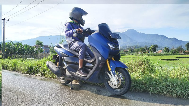 Review All New NMAX 155 Dari Mantan Pengguna NMAX Old Odometer 98.000 Km
