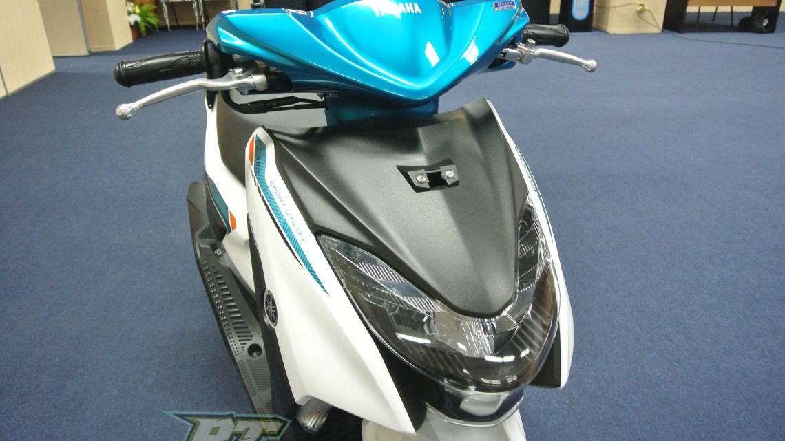 First Impression Yamaha GEAR 125: Desain Mengikuti Fungsi yang Maksimal