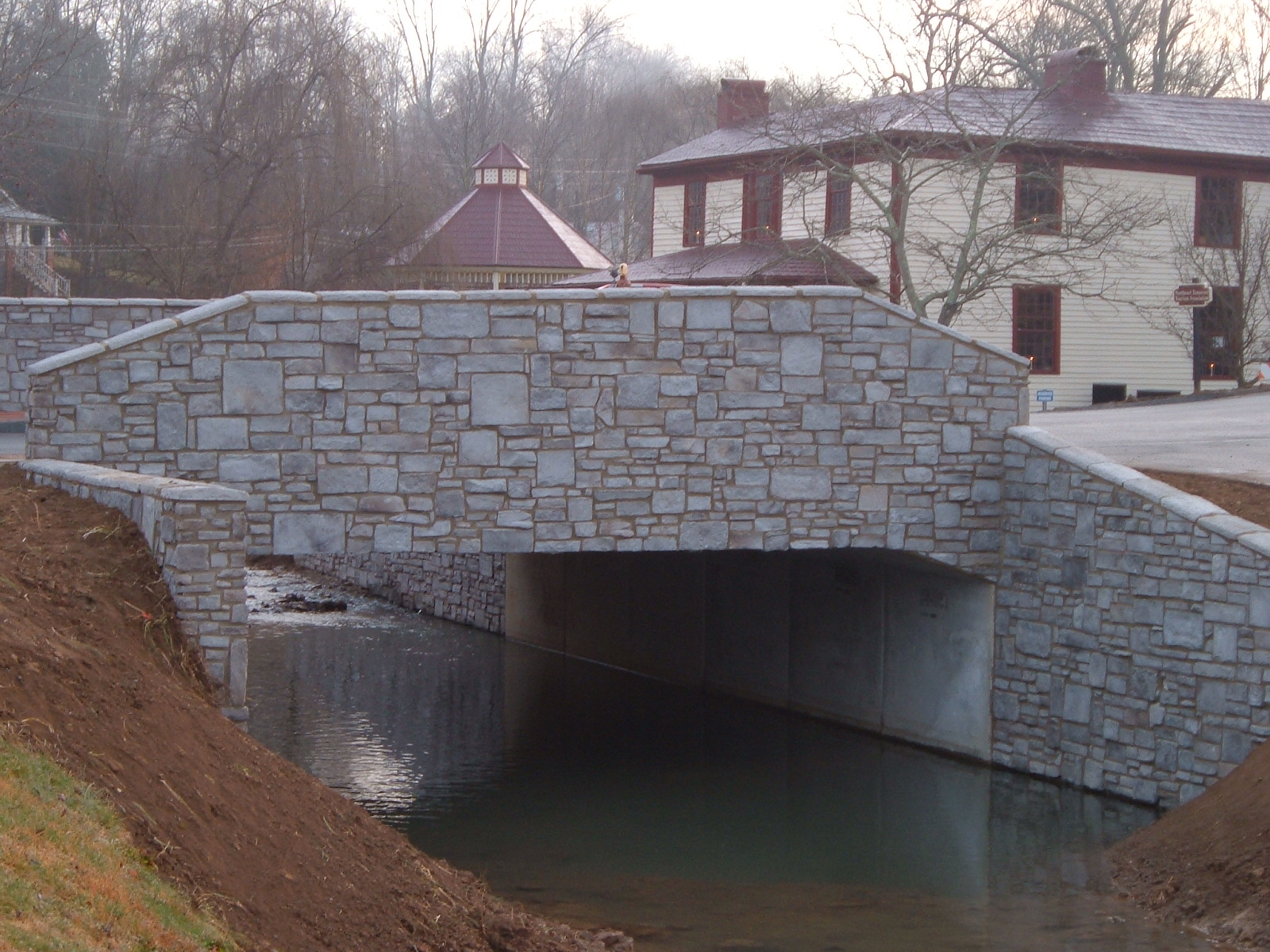 Precast Bridges Bridges Permatile Concrete Products Company