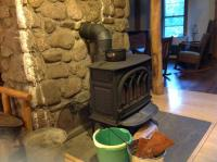 Why is my wood stove smoking so badly? (wood burning ...