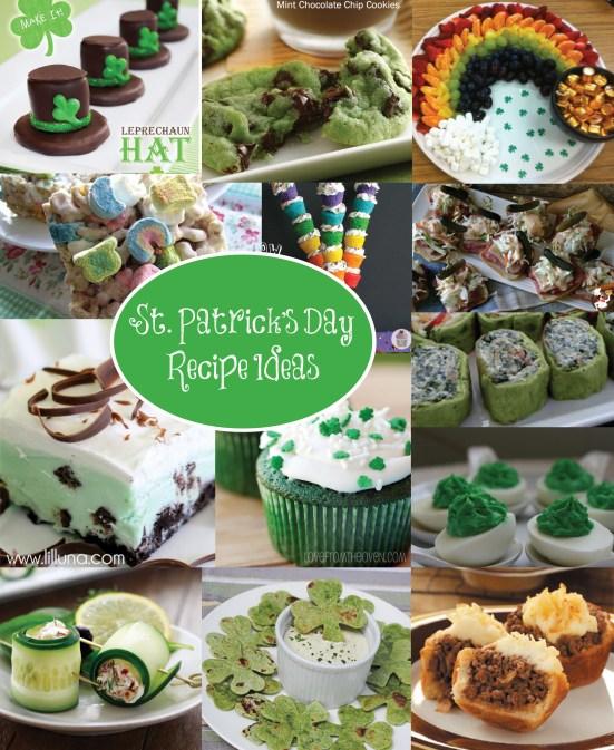 St.PatricksDayFoodIdeas