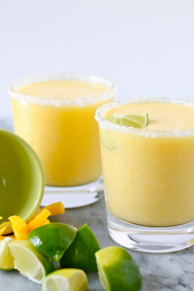 pineapple mango vodka smoothies