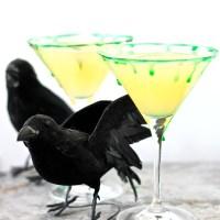 Slimy Limey Gin Margaritas