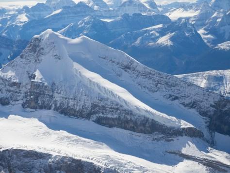 Beautiful Coronet Mountain