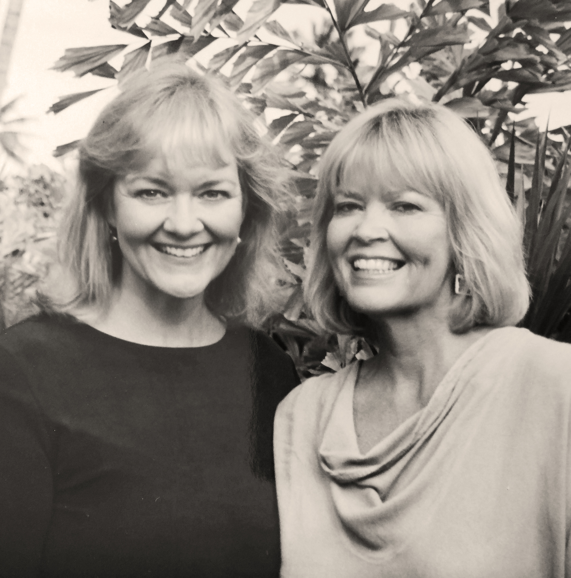 Pam and Mary O'Shaughnessy