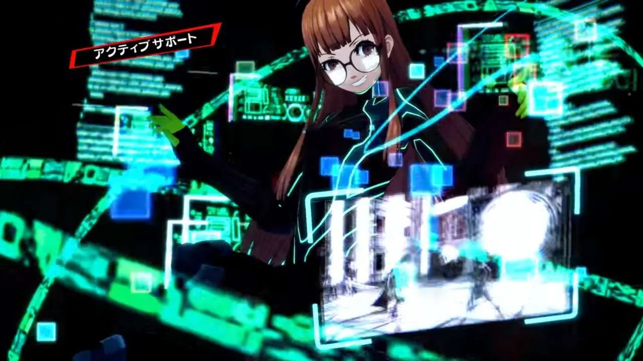 Anime Girl Wallpaper With Names Persona 5 New Character Names Personas Voice Actors