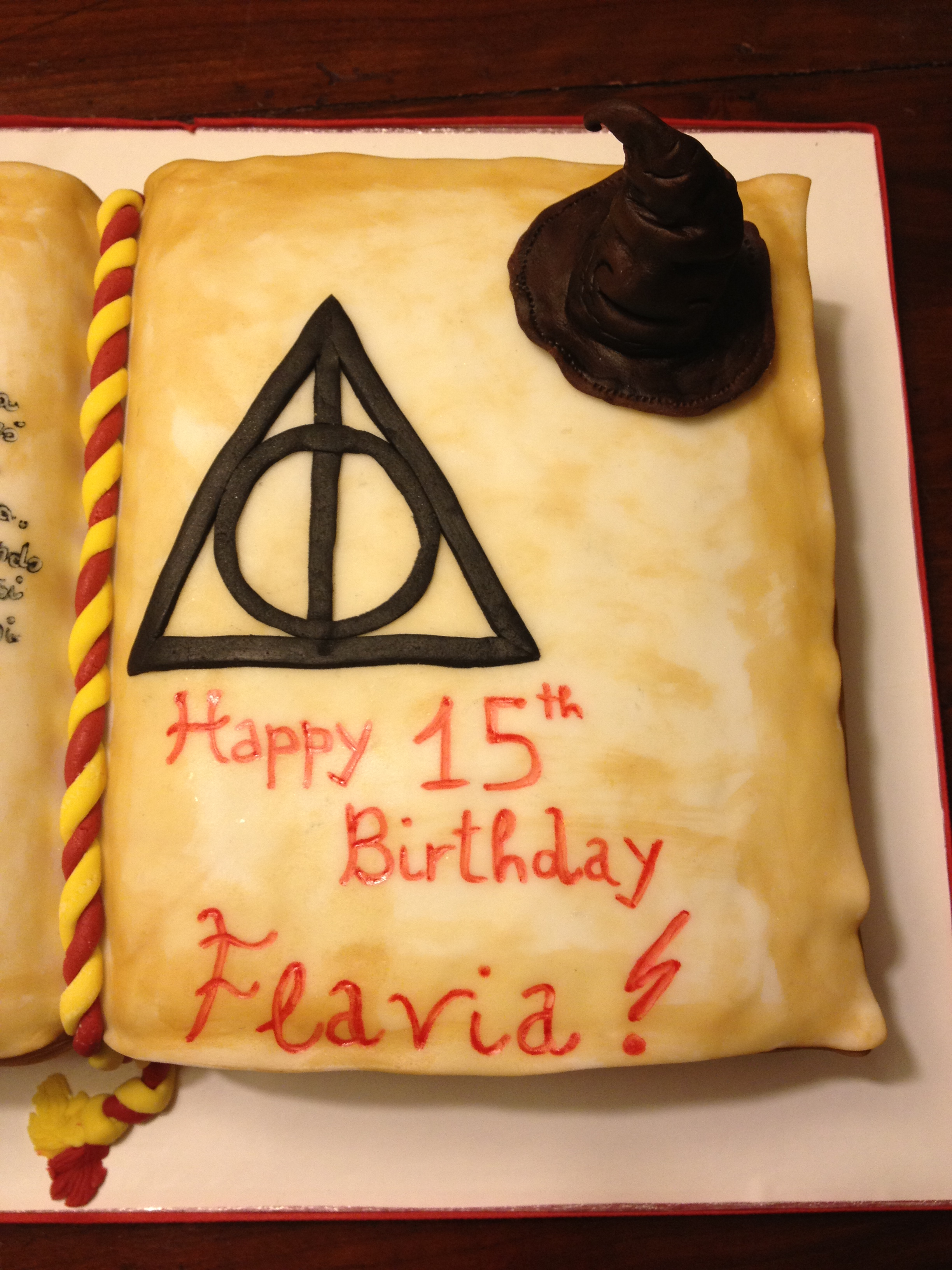 Ultimo Libro Harry Potter Io Ho Letto Tutti I Libri Di Harry Potter Personalcake