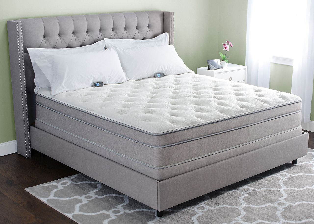 How Much Does It Cost To Ship A Mattress 13 Quot Personal Comfort A8 Bed Vs Number Bed I8 Queen Ebay