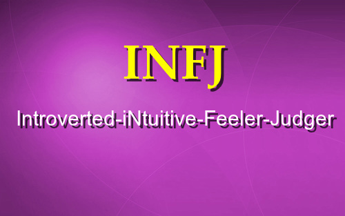 INFJ Personality Description - Personality Growth