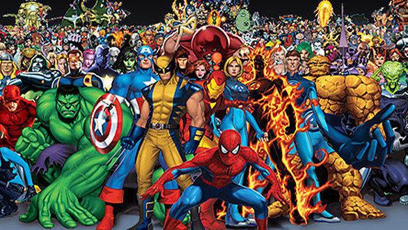 Animated Halloween Wallpaper Windows 7 Myers Briggs Mbti Marvel Superhero Characters