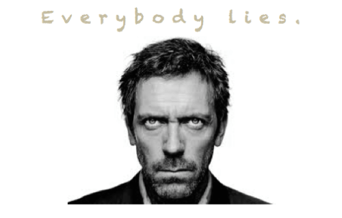 Dr House everybody lies BW2