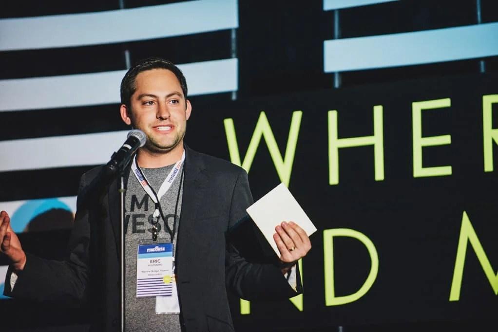 FinCon 2014 Eric Rosenberg Speaking