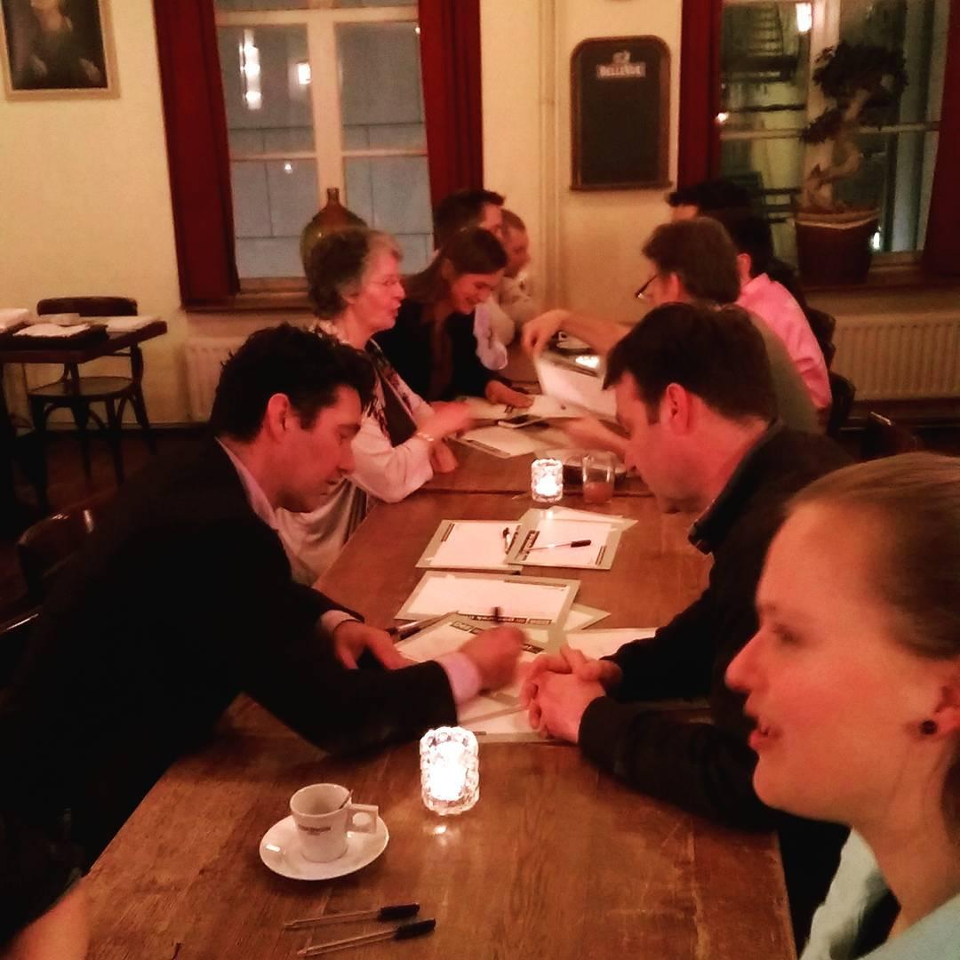 Speeddaten over onze dromen voor 's-Hertogenbosch #ingesprekmet #D66