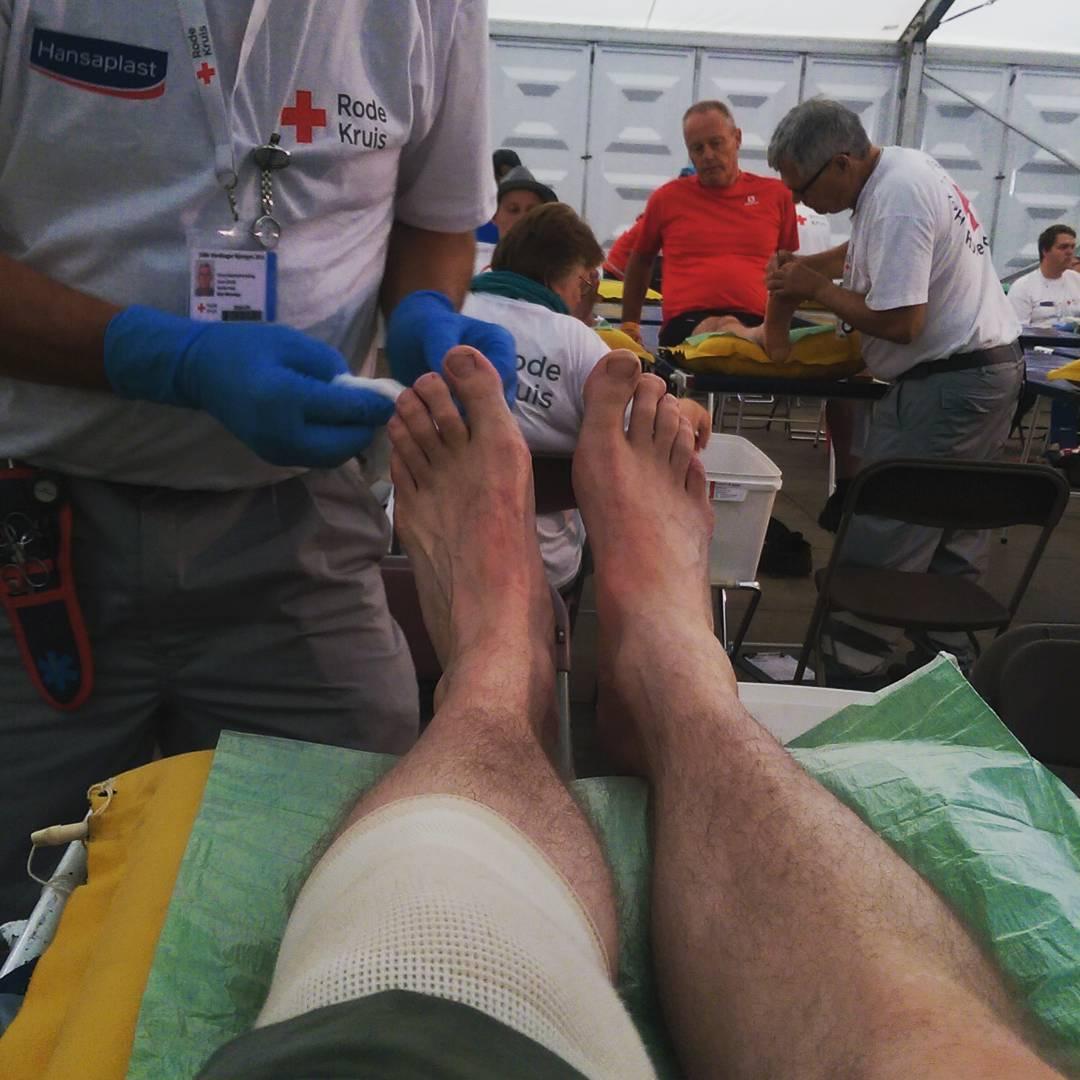 Voor het eerst in elf jaar weer eens binnen bij het Rode Kruis #4d16 #4d100