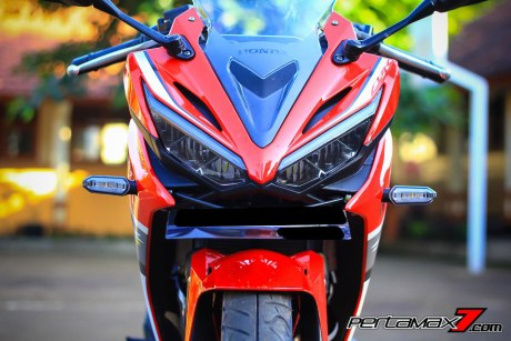 All New Honda CBR150R 2016 Warna Merah Racing Red 17 Pertamax7.com