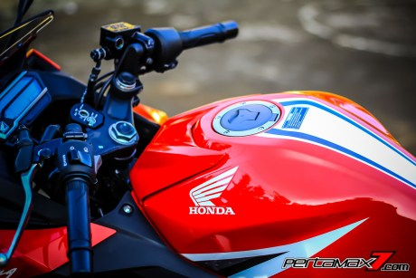 All New Honda CBR150R 2016 Warna Merah Racing Red 41 Pertamax7.com