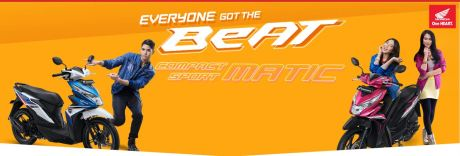 Everyone got The BeAT Compact Sport Matic pertamax7.com