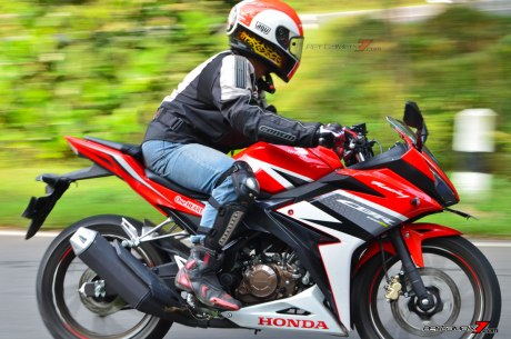 Review All New Honda CBR150R 2016 Pertamax7.com