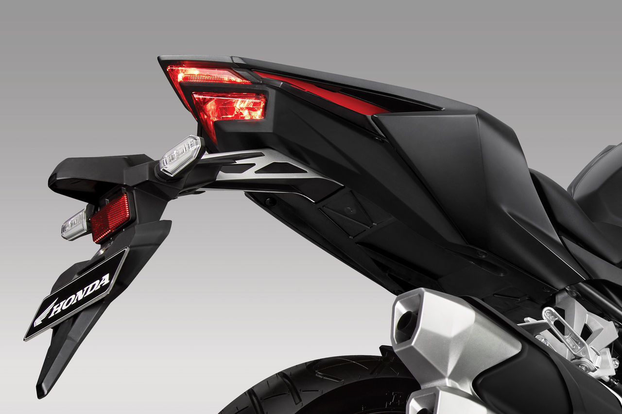 Pertamax7Com Nyala Headlamp Dan Sein All New Honda