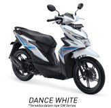 Warna All New Honda BeAT 110 eSP 2016 Putih Dance White Pertamax7.com
