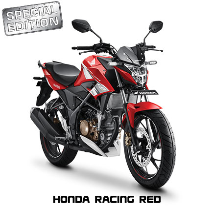 All New Honda CB150R Streetfire Special Edition Honda Racing Red Black Pertamax7.com