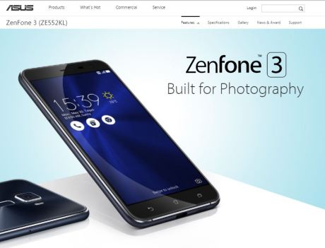 Asus Zenfone 3 Built for Photography Pertamax7.com
