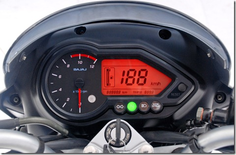 speedometer bajaj pulsar