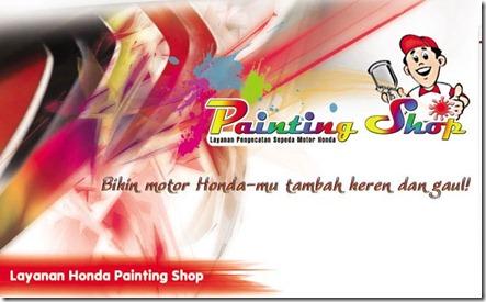 honda painting shop