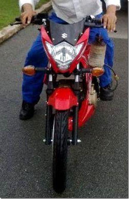 suzuki raider 150 vietnam 2013