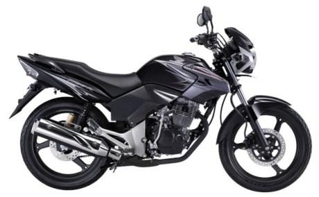 Honda Tiger Revo black-ungu-lores