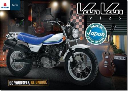 suzuki van-van 125