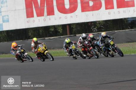 indospeed race series campur 150 cc 2015