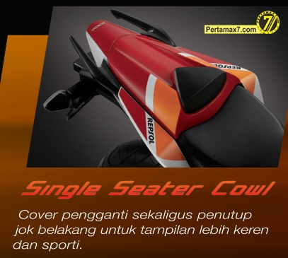single seater cowl honda CBR150R