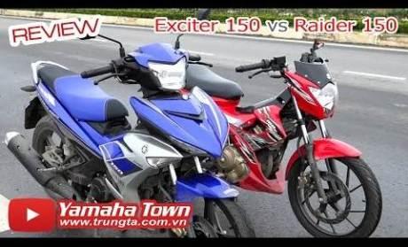 yamaha jupiter mx king 150 vs suzuki satria F