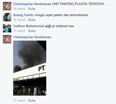 Alamat Email Pt Ahm Cibitung Daftar Alamat Perusahaan Kawasan Jababeka Mm2100 Ejip Pabrik Ahm Cibitung Unit Painting Plastik Terbakar Di Cibitung Bekasi
