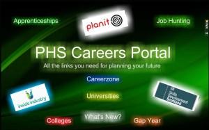 Careers website