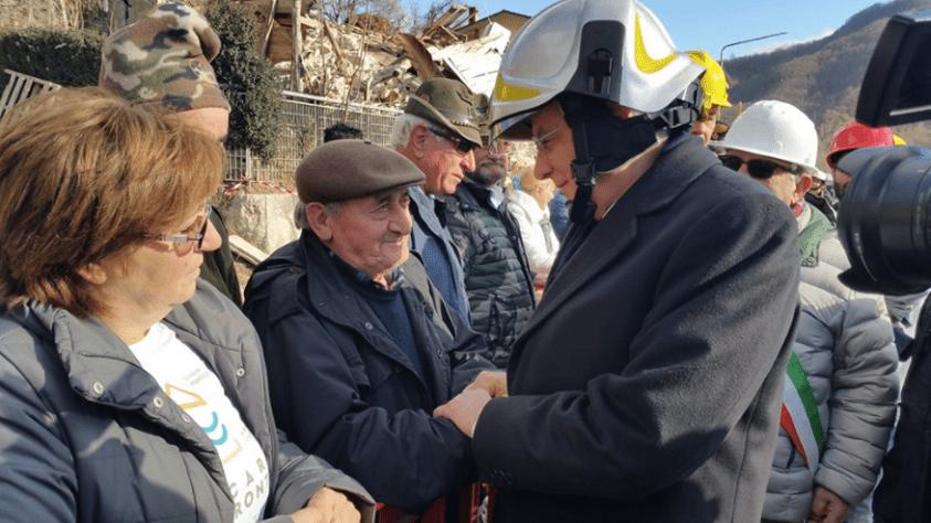 15/11/16 - visita del Presidente della Repubblica Mattarella
