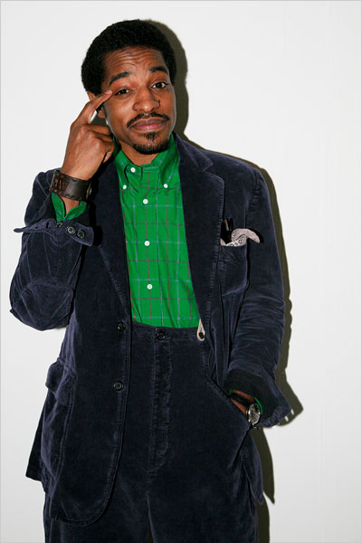 You Go Girl Wallpaper Andre 3000 The Pessimiss