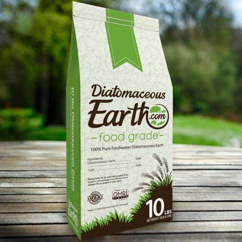 Medium Of Diatomaceous Earth Home Depot