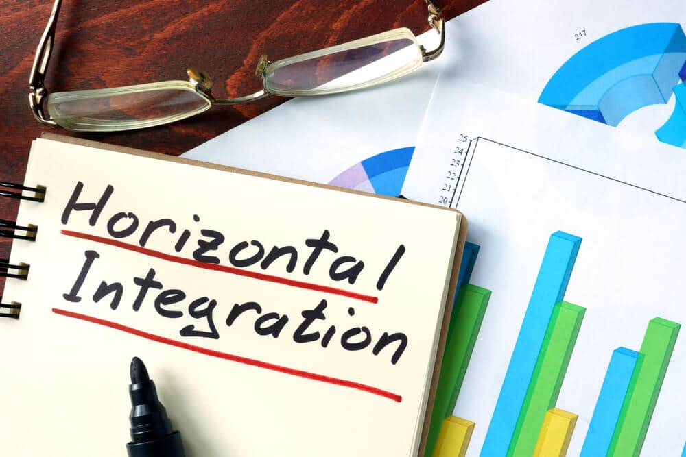 Using Horizontal Integration to Find the Best Fast Food Restaurants - horizontal writing paper