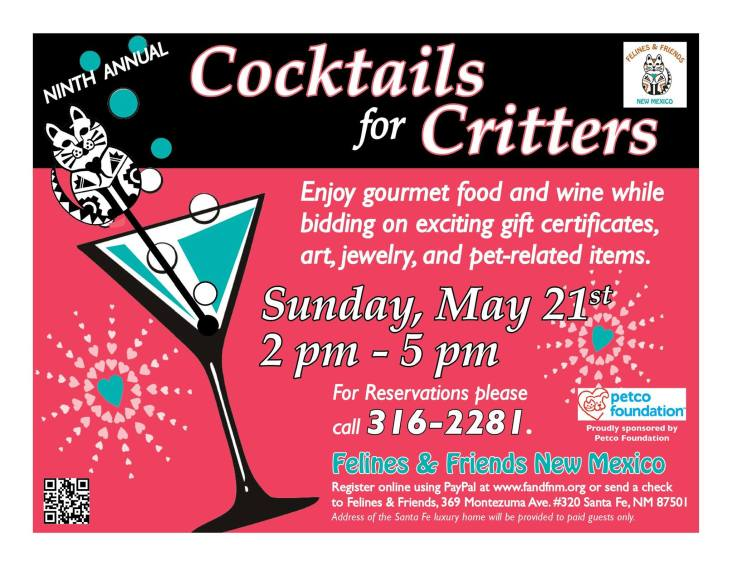 Cocktails for Critters 2017
