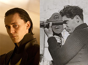 Loki Actor from Thor to Play Robert Capa in Upcoming Biopic lokicapa